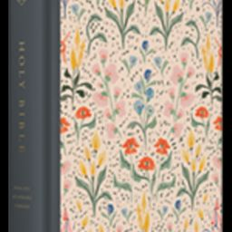 ESV Single Column Journaling Bible, Artist Series (Cloth over Board, Lulie Wallace, In Bloom)    ...   Amazon (US)
