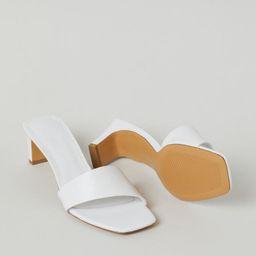 Slip-on Sandals | H&M (US)