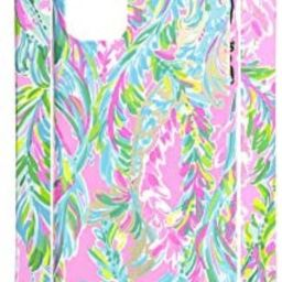 Lilly Pulitzer Cute Pink/Green/Blue iPhone 11 Case for Women, Unicorn of The Sea | Amazon (US)