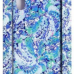 Lilly Pulitzer iPhone XR Case, Wave After Wave | Amazon (US)