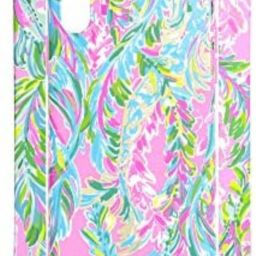 Lilly Pulitzer Cute Pink/Blue/Green iPhone X/XS Case for Women, Unicorn of The Sea | Amazon (US)