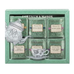 Fortnum & Mason Famous Tea Bag Assortment, Set of 60 | Williams-Sonoma