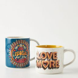 Dazey LA Retro Mug   Anthropologie (US)
