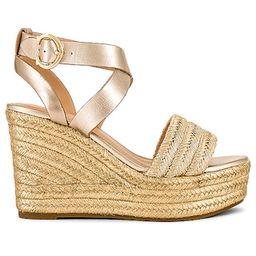 Isabela Wedge Sandal   Revolve Clothing (Global)