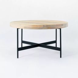 Villa Park Round Wooden Coffee Table - Threshold™ designed with Studio McGee   Target