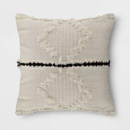 Woven Throw Pillow Cream - Threshold™ | Target