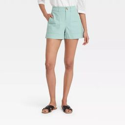 Women's High-Rise Shorts - A New Day™ | Target
