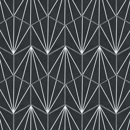 "Palm Starburst Hex 6"" x 7"" Porcelain Stone Look Wall & Floor Tile   Wayfair North America"
