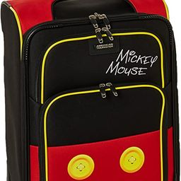 American Tourister Disney Softside Luggage with Spinner Wheels, Mickey Mouse Pants, Carry-On 21-I... | Amazon (US)