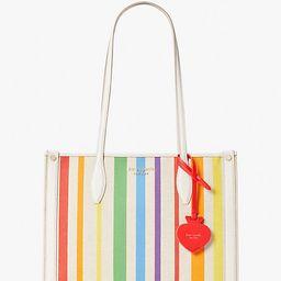 rainbow medium market tote | Kate Spade (US)