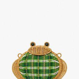 hoppkins wicker frog crossbody | Kate Spade (US)