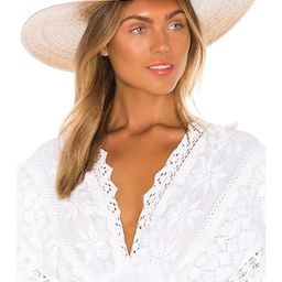 Lack of Color Palma Wide Boater in Straw from Revolve.com | Revolve Clothing (Global)