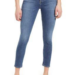Rocket High Waist Crop Skinny Jeans   Nordstrom