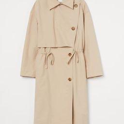 Trenchcoat   H&M (US)
