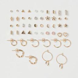 25 Pairs Earrings | H&M (US)