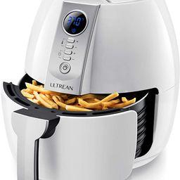 Ultrean Air Fryer, 4.2 Quart (4 Liter) Electric Hot Air Fryer Oven Oilless Cooker with LCD Digita... | Amazon (US)