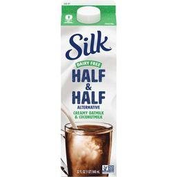 Silk Dairy Free Half & Half Alternative, 1 Quart   Walmart Online Grocery