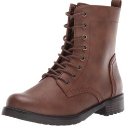 Amazon Essentials Women's Lace Up Combat Boot   Amazon (US)