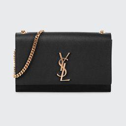 Saint Laurent Monogram YSL Medium Chain Shoulder Bag   Bergdorf Goodman