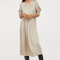 Calf-length Dress   H&M (US)
