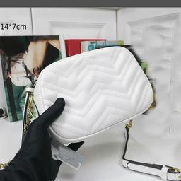High Quality New Women Wallet Gold Chain Colors Bags Crossbody Soho Bag Disco Shoulder Purse 5 Ha...   DHGate