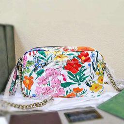 Top Quality Handbags Wallet Leather Handbag Women Shoulder Bags Marmont Toiletry Pouch Camera Poc... | DHGate