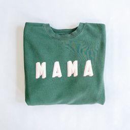 Pre-Order: Jess Keys X Alice & Wonder - MAMA Sweatshirt | Alice & Wonder