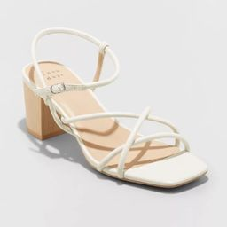 Women's Bella Heels - A New Day™ | Target