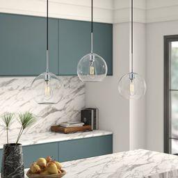 Snead 3 - Light Kitchen Island Linear Pendant | Wayfair North America