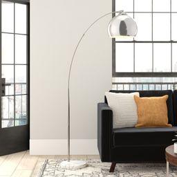 "Shearwater 67"" Arched Floor Lamp | Wayfair North America"