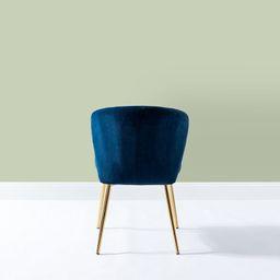 "Esmund 20"" Wide Tufted Velvet Side Chair (Set of 2) | Wayfair North America"