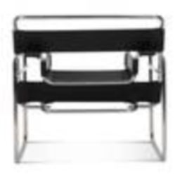 Wassily Chair - Chrome Frame   Eternity Modern