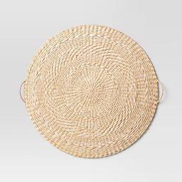 Extra Large Round Basket Wall Art - Threshold™ | Target