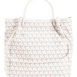 Made In France Ikon Satchel With Leather Handles | TJ Maxx