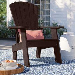 Colworth Plastic Adirondack Chair | Wayfair North America