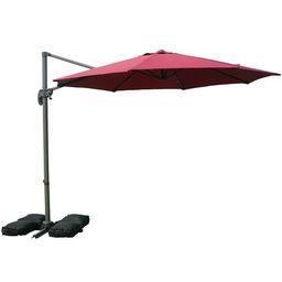 Tottenham Patio Hanging Offset 10' Cantilever Umbrella | Wayfair North America