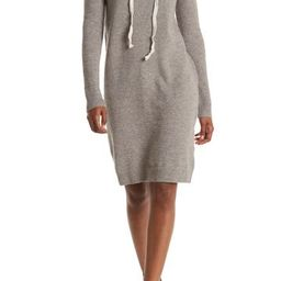 STITCHDROPHooded Sweater Dress | Nordstrom Rack