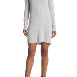 TheoryV-Neck Sweater Dress | Nordstrom Rack