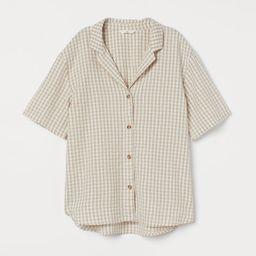 Resort shirt | H&M (UK, IE, MY, IN, SG, PH, TW, HK, KR)