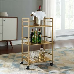 Helix Bar Cart   Wayfair North America