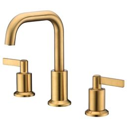 UF57008 Kree Widespread Bathroom Faucet with Drain Assembly   Wayfair North America