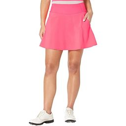 PWRSHAPE Solid Woven Skirt   Zappos