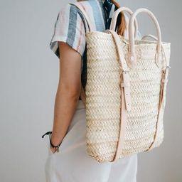 Straw backpack, Moroccan straw bag, Straw beach bag, French market basket| Large Straw bag| Boho ... | Etsy (US)