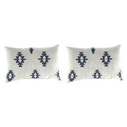 Shah Outdoor Rectangular Pillow Cover & Insert (Set of 2)   Wayfair North America