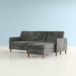 "Bozeman 84"" Wide Reversible Sleeper Sofa & Chaise | Wayfair North America"