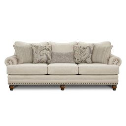"Lavine 96"" Sofa with Reversible Cushions Sofa | Wayfair North America"