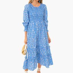 Cornflower Lolita Isabel Dress | Tuckernuck (US)
