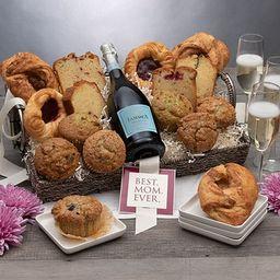 Mother's Day Champagne Breakfast | GourmetGiftBaskets.com