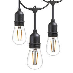 48' Outdoor 15 - Bulb Standard String Light   Wayfair North America