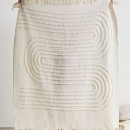 Aalto Waffle Throw Blanket | Urban Outfitters (US and RoW)